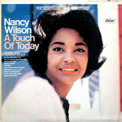 Nancy Wilson A Touch Of Today Vinyl .274.