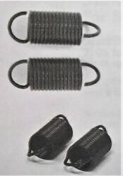 1967-69 Hood Hinge Springs One Pair -2 For All Cougars C30z16789a 33.95 W/ship