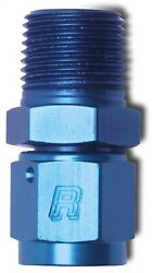 Russell 614208 Straight Female An To Male Npt Adapter Fitting