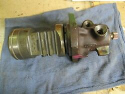 1970-79 Ford Car, Torino, T-bird Power Steering Gear Input Shaft And Control