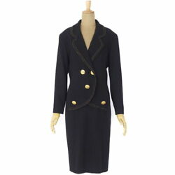 Docking Dress Coco Mark Gold Button T _79110