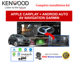 Kenwood Dnx5180s For Mazda Cx5 2012-2015 Ke Bose Amplified - Stereo Upgrade