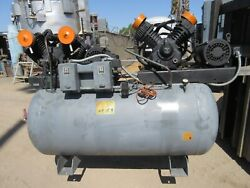 Speedair Air Compressor 10hp Model 5z405c As-pictured_only For Serious Buyers