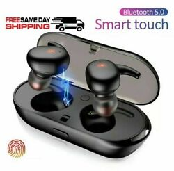Bluetooth Wireless Earbuds Headphone Headset In Ear TWS Stereo *FAST SHIPPING* $9.95