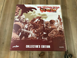 Game Table - The Walking Dead Collectors Edition - 2 Tomatoes Edition Spanish