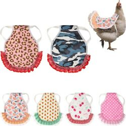 Back Protector Chicken Saddles Chicken Jacket Straps Hen Apron Feather Fixer