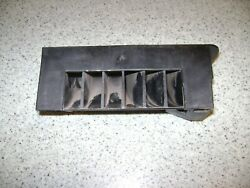 1969 70 71 72 Gto Lemans Heater Ac Box Lower Vent Duct