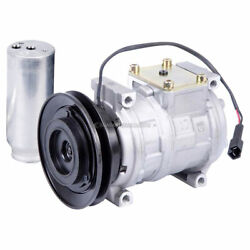For Chrysler Concorde Lhs 300m And Dodge Intrepid Ac Compressor W/ A/c Drier Dac
