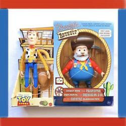 Super Toy Story Roundup Woody Prospector Figure