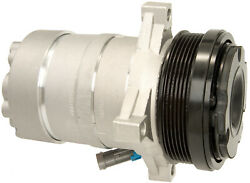 New Compressor And Clutch Acdelco Professional 15-22135a
