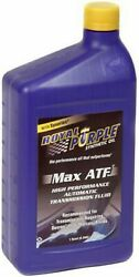 Royal Purple Max Atf Synthestic Transmisson Fluid - Case 12 Bottles Buy In ...