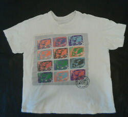 Vtg 1992 Dire Straits On Every Street Tour Concert T-shirt Double Sided Mens L