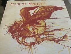 Rock 45 - Modest Mouse Satellite Skin 7 Oop Numbered Color Vinyl Rare