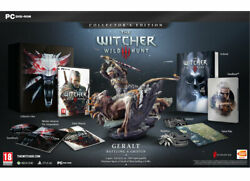The Witcher 3 Wild Hunt Collector's Edition - Pc Game - Factory Sealed
