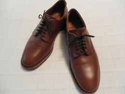 Red Wing Williston Oxfords 9.5d