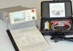 Agilent Hp E4418b Power Meter System With 8481a Sensor/ Cable/ Calibrated /data