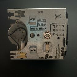 Kenmore Washer Timer Fsp 3351119