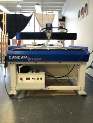 Cancam B1-44m 4and039 X 4and039 Cnc Router