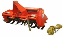 48 Offsetable 3-point Rotary Tiller Fh-tl125