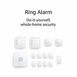 Ring Alarm 14-piece Kit 2nd Gen – Home Security System Brand New