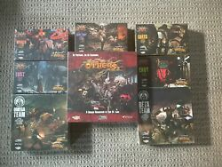 The Others 7 Sins Board Game Lot New / Sealed By Cmon Games