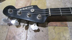 Moses Pb Model Used Electric Bass