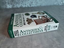 Antique Trader Antiques And Collectibles 2012 Price Guide 28th Ed Excellent Cond.