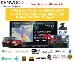 Kenwood Dnx9190dabs For Jeep Patriot 2010-2016 Mk - Stereo Upgrade
