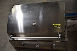Artisan American Eagle Aaep36ng 36 Stainless Built-in Gas Grill Nob 106138