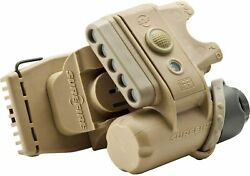 Surefire Hl1-a-tn Helmet Light, With Blue, White And Infrared Leds Free Shipping