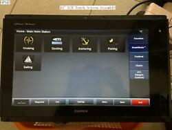 16 Lcd Touch Screen Assembly For Garmin Gpsmap 7616,7616xsv Marine Chartplotter