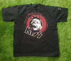 Kiss 1994 Fork Head Army Dept Catalog Official Vintage T-shirt