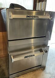Imperial Ir-36-ds Conventional Baking Ovens Exc Cond Nat Gas Free Shipping