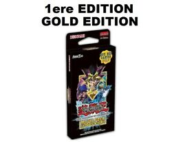 Yu-gi-oh Movie Pack 1ere Edition 2017 Gold The Darkside Of Dimensions Vf Neuf