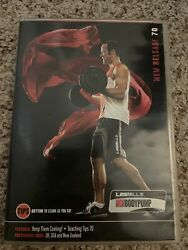 Les Mills Body Pump 70 Completekit Dvd, Cd, And Booklet