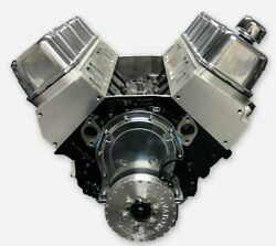 900hp 582 Big Block Chevy Stroker Crate Engine 454 Aftermarket Block All Forged