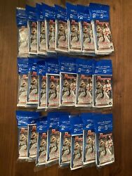 Lot Of 23 Topps 2021 Bowman Baseball Value Pack Camo Parallels Rookie Rc 1st