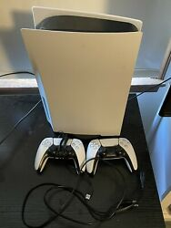 Sony Ps5 Bundle Blu-ray Edition Console - White