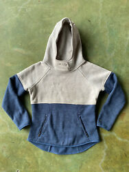 Prana Breathe Polyester Hoodie Jacket Small High Quality All Weather Collared