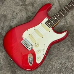 Fender American Deluxe Stratocaster Plus Used Electric Guitar