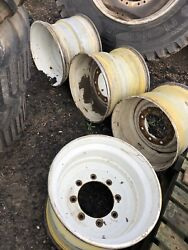 Agricultural Rims 16.00x22.5 From New Holland Baler