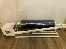 Latter Model 27 Shrink Wrapper Sealer Tested And Working With Roll Of Wrap 36