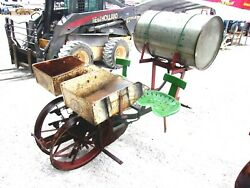 Holland 1 Row Veggie Transplanter Garden Free 1000 Mile Delivery From Ky