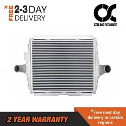 Charge Air Cooler For Ford F650 2010 - 2015 6.7 7.2 L6 6.8 V10 Intercooler