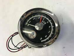 Ford Mustang Shelby Cobra Gt Factory 9000 Rpm Tach Tachometer With Bracket Rare