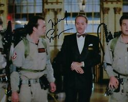 Gfa Ghostbusters Movie Michael Ensign Signed 8x10 Photo Coa