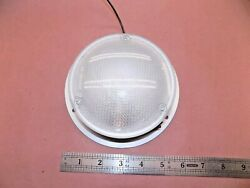 Aircraft Cabin/cockpit Dome Light Assembly. Aluminum With Switch