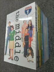 The Middle The Complete Series Seasons 1-9 Dvd27-disc New/sealed