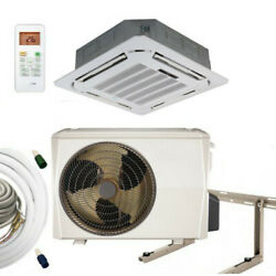 Ceiling Cassette Air Conditioning Inverter Klimaworld Easy Quick System 53kw