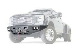 107181 Warn 107181 Fits/for Ascent Hd Front Bumper Fits Fits Ford Sd F450 And